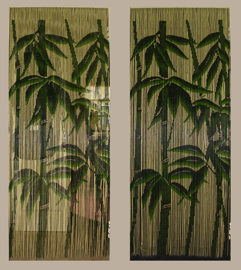FROM OUR LARGE PORTFOLIO OF WOODEN BEADS DOORWAY CURTAINS: